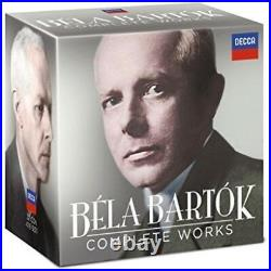Various Artists Bela Bartok Complete Works New CD Boxed Set