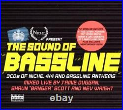 Various Artists The Sound Of Bassline Various Artists CD PAVG The Cheap Fast