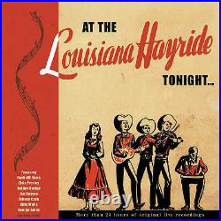 Various At The Louisiana Hayride Tonight (20-CD Deluxe Box Set) Classic C