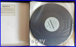 Very Rare Klemperer Bach St. Matthew Passion 5LP Columbia SAX 2446-50 UK B/S ED1