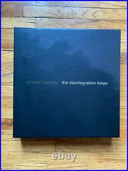 William Basinski The Disintegration Loops 9-LP / 5-CD / DVD / Book Box Set