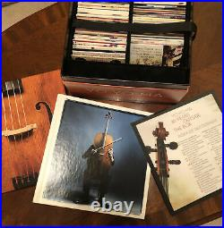 Yo-Yo Ma 30 Years Outside the Box Limited Edition 90 CD Set COA