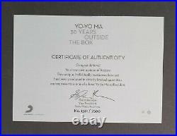 Yo-Yo Ma 30 Years Outside the Box Limited Edition CD Box Set